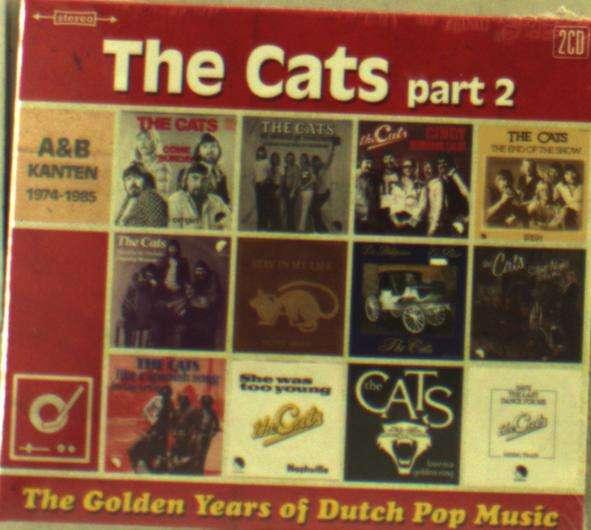 CD CATS - GOLDEN YEARS OF DUTCH POP MUSIC