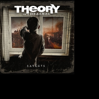 CD THEORY OF A DEADMAN - SAVAGES