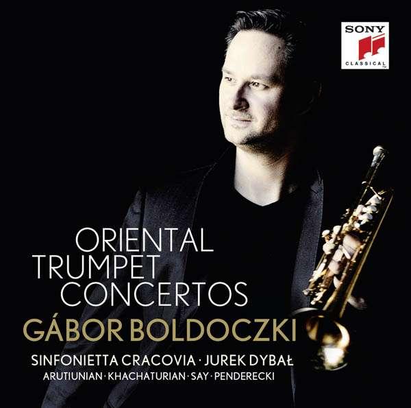 CD BOLDOCZKI, GABOR - Oriental Trumpet Concertos
