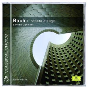 CD BACH, J.S. - TOCCATA & FUGE/+