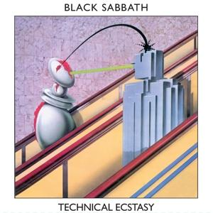 Black Sabbath - CD TECHNICAL ECSTASY