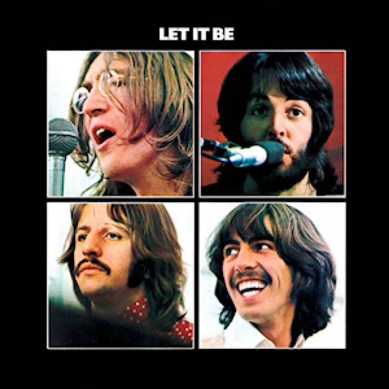 The Beatles - CD LET IT BE/R.