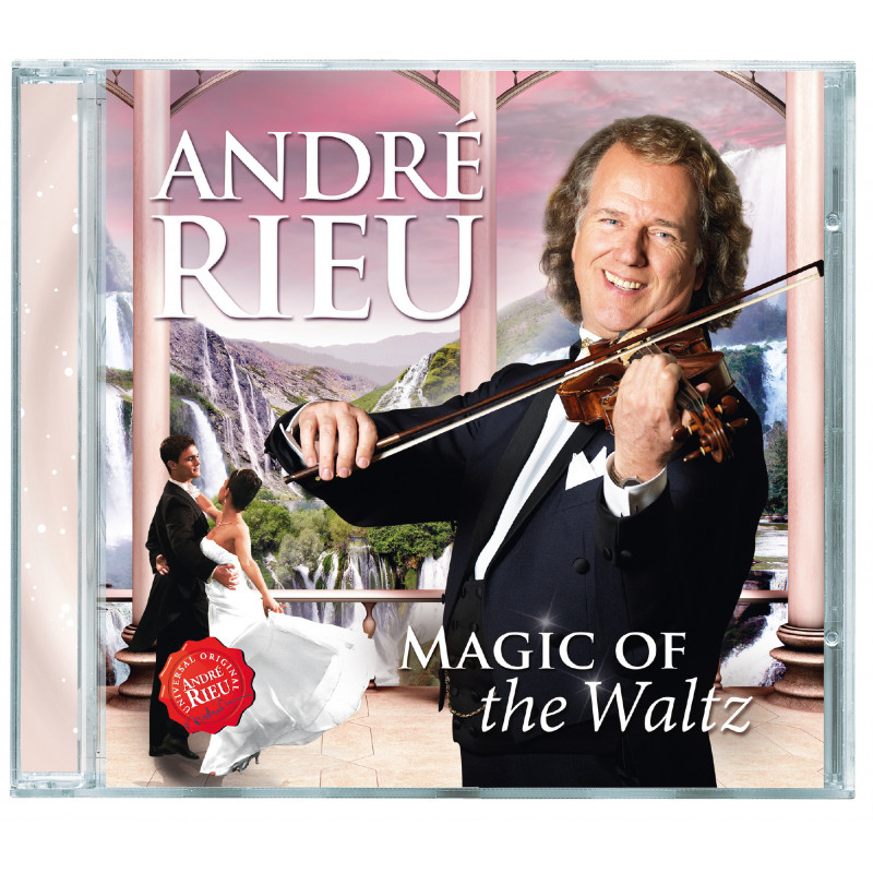 CD RIEU ANDRE - MAGIC OF THE WALTZ