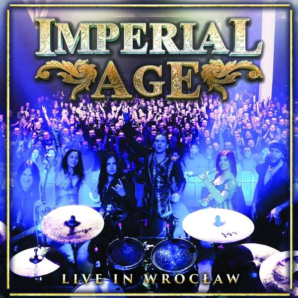 CD IMPERIAL AGE - LIVE IN WROCLAW