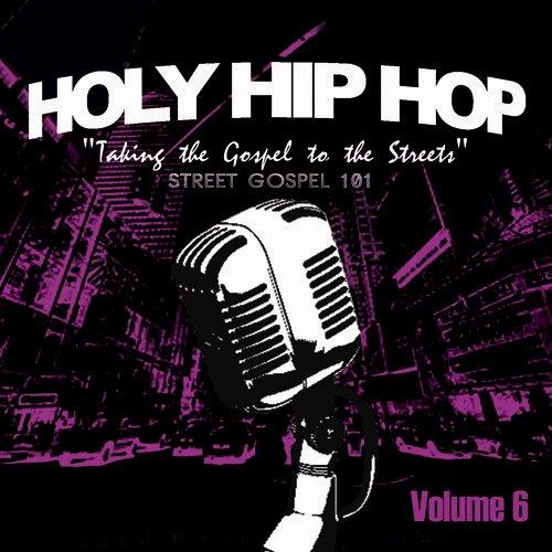 CD V/A - HOLY HIP HOP V.6