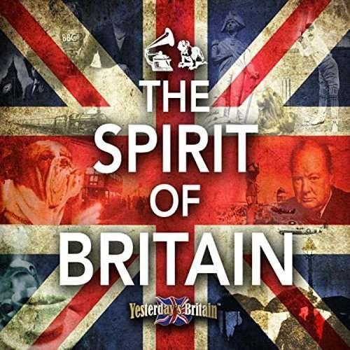 CD V/A - SPIRIT OF BRITAIN
