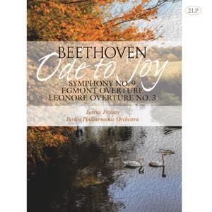 Vinyl BEETHOVEN, L. VAN - SYMPHONY NO.9/EGMONT OVERTURE/LEONORE OVERTURE NO.3