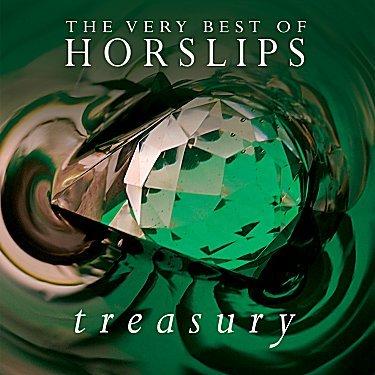 CD HORSLIPS - TREASURY THE VERY BEST OF