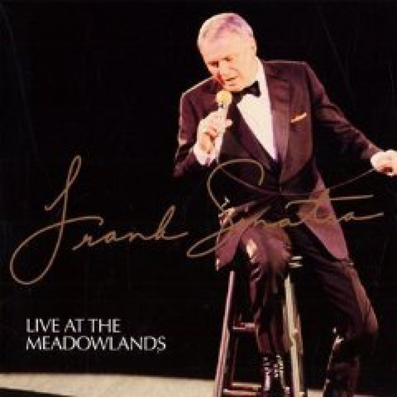 CD SINATRA FRANK - LIVE AT THE MEADOWLANDS