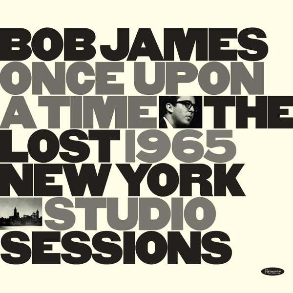 CD JAMES, BOB - ONCE UPON A TIME