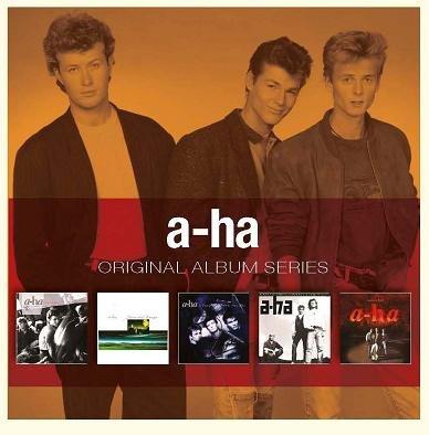 a-ha - CD ORIGINAL ALBUM SERIES
