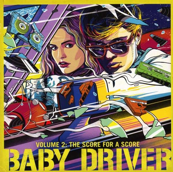 OST - CD Baby Driver Volume 2: the Score For a Score