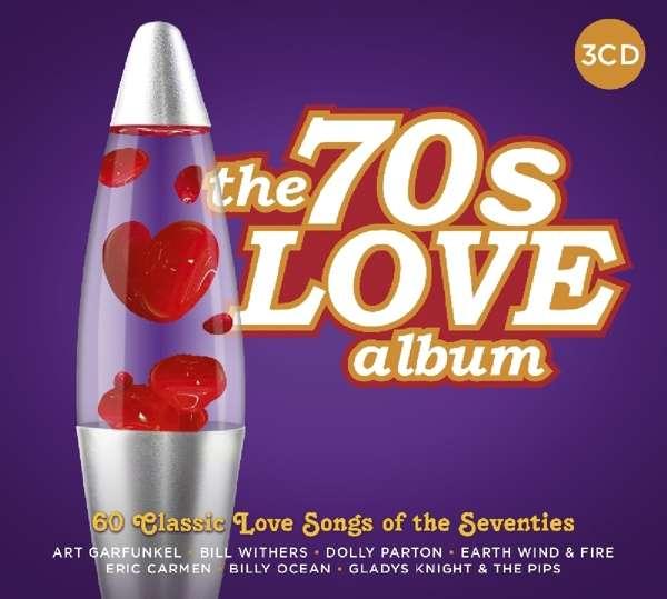 CD V/A - 70S LOVE ALBUM