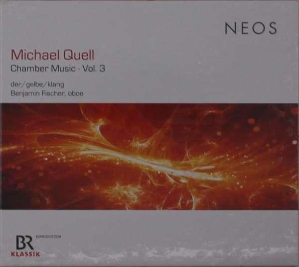 CD DER GELBE KLANG/ FISCHER, - QUELL: CHAMBER MUSIC VOL.3