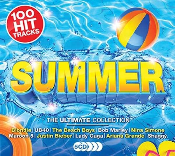 CD V/A - SUMMER