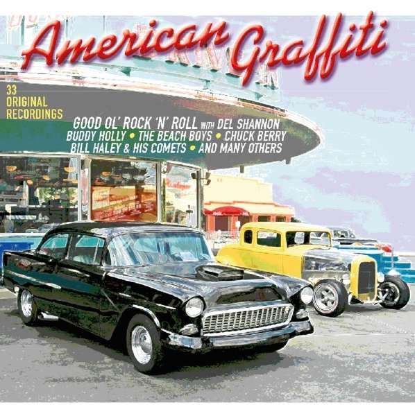 CD V/A - AMERICAN GRAFFITI-GOOD OL' ROCK 'N ROLL