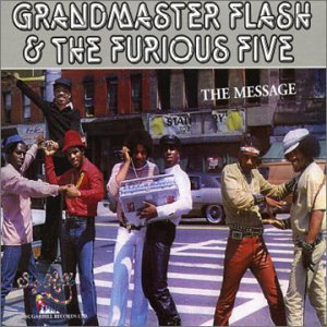 CD GRANDMASTER FLASH & THE FURIOUS FIVE - THE MESSAGE