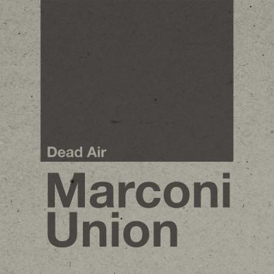 CD MARCONI UNION - DEAD AIR