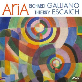 CD GALLIANO, RICHARD & THIER - Aria