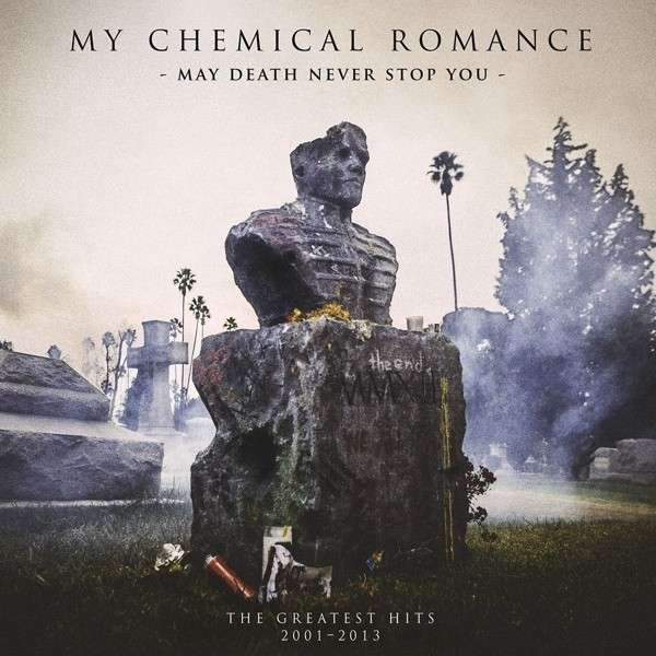 My Chemical Romance - CD MAY DEATH NEVER STOP YOU