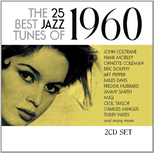 CD V/A - 25 BEST JAZZ TUNES OF 1960