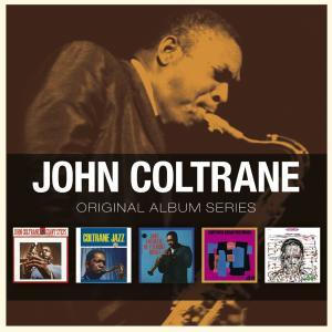 CD COLTRANE, JOHN - ORIGINAL ALBUM SERIES