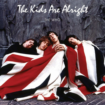 The Who - Vinyl THE KIDS ARE ALRIGHT