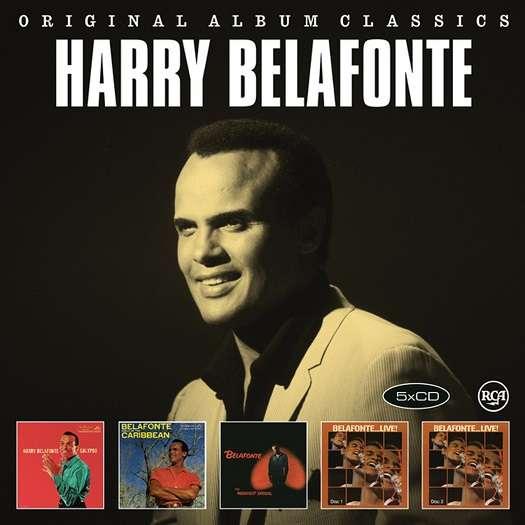 CD BELAFONTE, HARRY - Original Album Classics