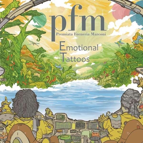 CD P.F.M. - Emotional Tattoos
