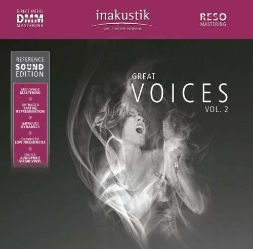 Vinyl V/A - REFERENCE SOUND EDITION - VOICES VOL.2