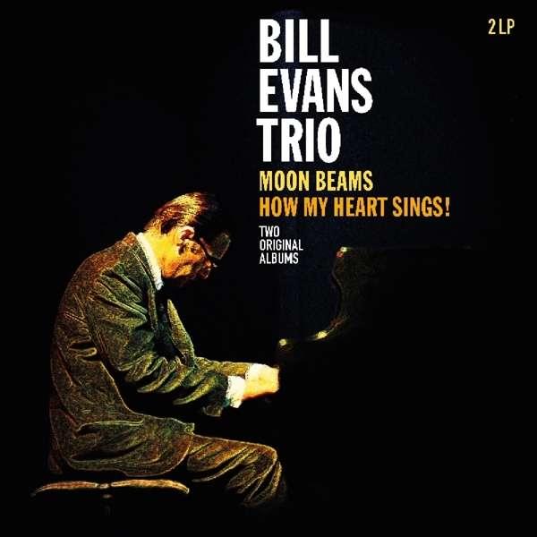 Vinyl EVANS, BILL -TRIO- - MOON BEAMS/HOW MY HEART SINGS