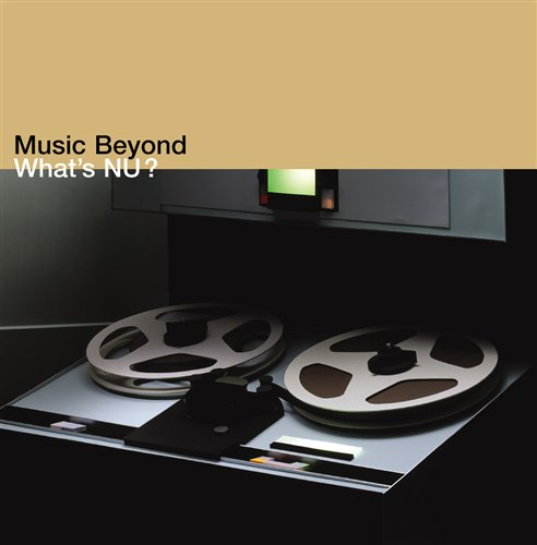 CD V/A - WHAT NU-MUSIC BEYOND