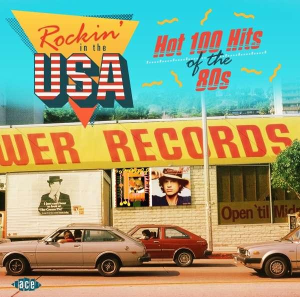 CD V/A - ROCKIN' IN THE USA