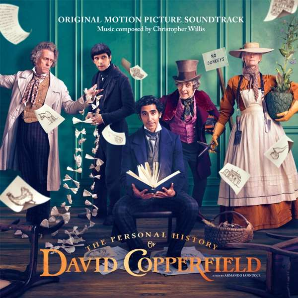 CD OST / WILLIS, CHRISTOPHER - THE PERSONAL HISTORY OF DAVID COPPERFIELD (ORIGINAL MOTION PICTURE SOUNDTRACK)