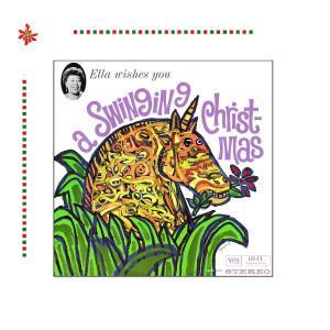 Fitzgerald Ella - CD ELLA WISHES YOU A SWINGING