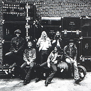 CD ALLMAN BROTHERS BAND - LIVE AT THE FILLMORE EAST