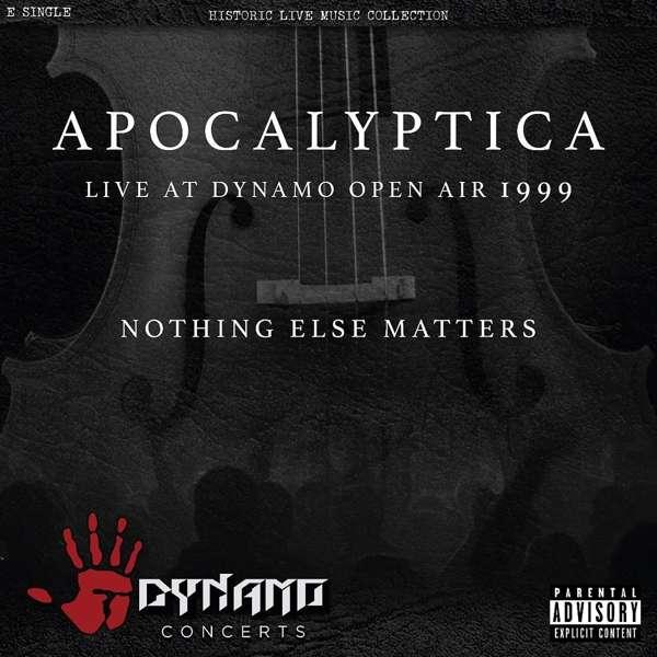 Apocalyptica - CD LIVE AT DYNAMO OPEN AIR 1999