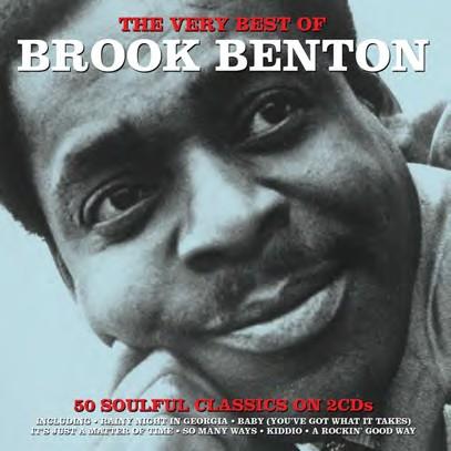 CD BENTON, BROOK - VERY BEST OF