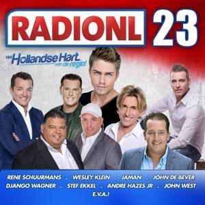 CD V/A - RADIO NL 23