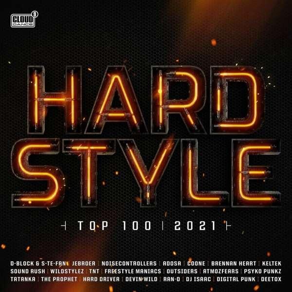 CD V/A - HARDSTYLE TOP 100 - 2021