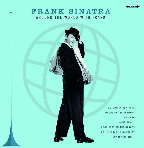 Frank Sinatra - Vinyl AROUND THE WORLD WITH FRANK