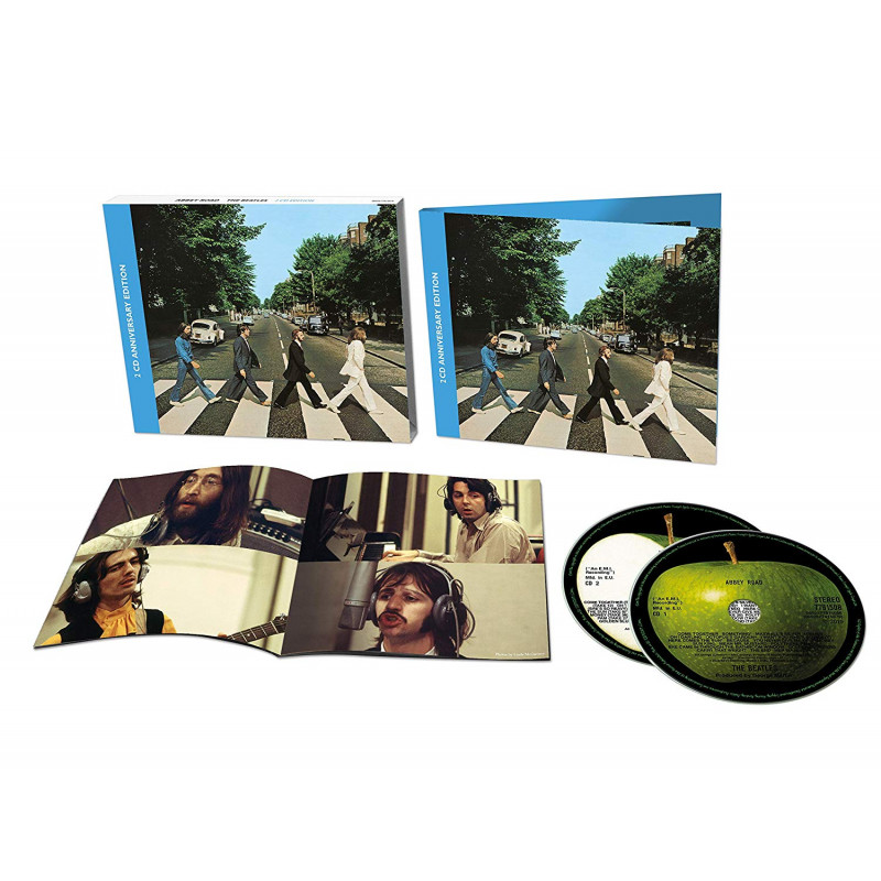 The Beatles - CD ABBEY ROAD