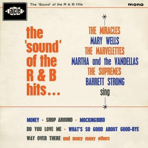 CD V/A - SOUND OF THE R & B HITS