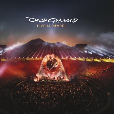 CD Gilmour, David - Live At Pompeii