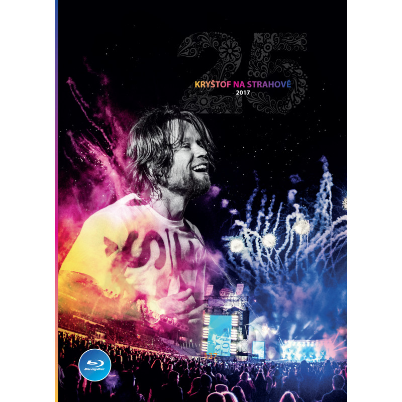 Kryštof - Blu-ray KRYSTOF NA STRAHOVE 2017