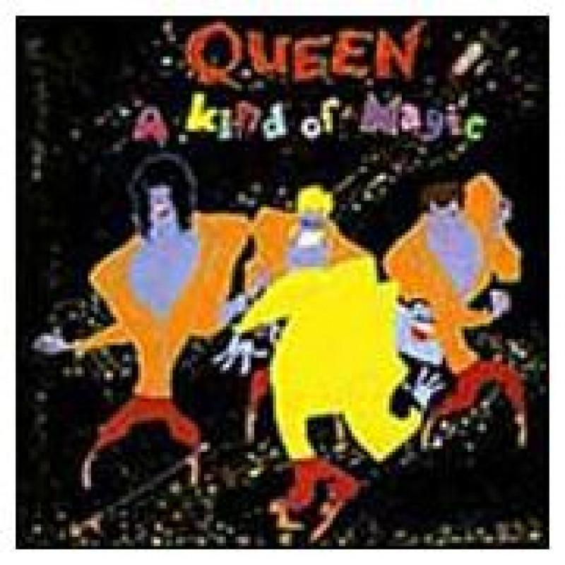 Queen - CD A KIND OF MAGIC/DELUXE