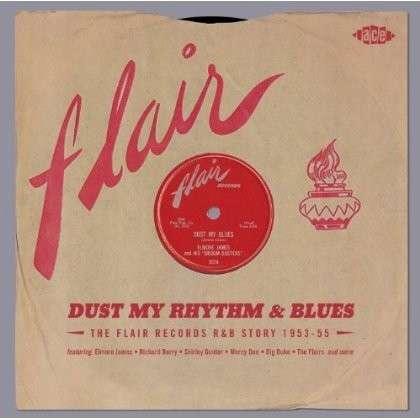 CD V/A - DUST MY RHYTHM & BLUES