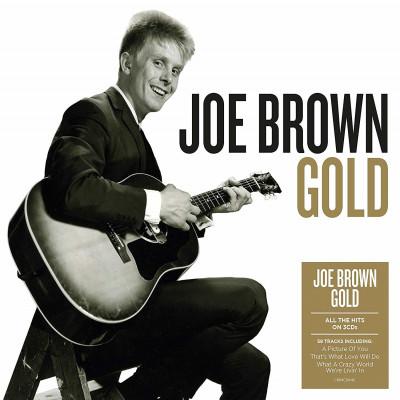 CD BROWN, JOE - GOLD