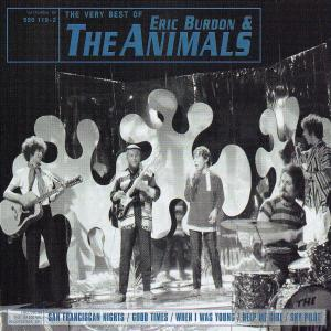 CD BURDON ERIC & THE ANIMALS - INSIDE OUT-BEST OF