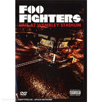 Foo Fighters - DVD Live At Wembley Stadium